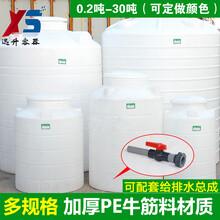 1000L肥料熔药罐图片
