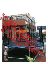 沈阳儿童蹦床出租蹦极租赁辽宁儿童淘气堡厂家直租充气城堡