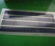 独家研发新型轻薄抗震250W多晶硅太阳能电池板家用车用光伏电板图片