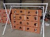折叠晾衣架批发供应折叠晾衣架折叠货架五金配件量大从优