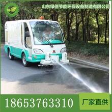 电动四轮高压冲洗车,冷水高压冲洗车可配带加热装置