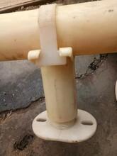 魯美牌ABS管托ABS可調支架ABS支架ABS管支架可調節