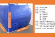 5方PE卧式储罐5吨塑料盐酸运输储罐西安塑料大桶生产厂家