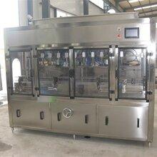 沧狮自动化桶装酱油醋灌装机,湘潭酱油醋灌装机图片