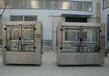 液体肥料灌装机直线液体定量灌装机