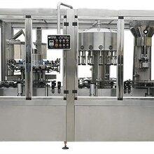 葡萄酒全自动灌装生产线负压等液位灌装机