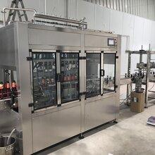 大庆酱油醋灌装机,瓶装酱油醋灌装机图片