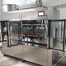 陕西酱油醋灌装生产线液体等液位灌装机