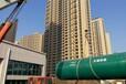 供应杭州高强度整体玻璃钢化粪池
