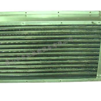 喷胶棉烘干散热器