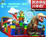 山东济南充气城堡供应儿童充气玩具充气城堡充气滑梯滩池厂家现货供应