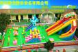 吉林长春节假日最适合做的小生意儿童充气城堡充气蹦蹦床充气滑梯现货供应