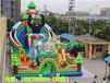 供应儿童充气气包玩具新款充气蹦蹦床石家庄充气滑梯
