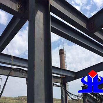 厂房钢结构工程-钢结构特点-甘肃建筑加固工程公司