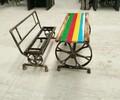 供应酒店家具时尚快餐桌椅工业风格可定做