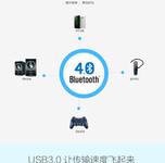 投迪清TDQ-91商务办公投影仪LED家用1080p高清投影机图片