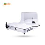 投迪清TDQ-8投影仪全高清家用1080p商务办公投影机3D智能wifi图片