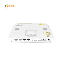 投迪清TDQ-G20触控投影仪超短焦距高清背投投影机图片