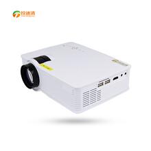 投迪清TDQ-26投影机微型1080p商务便携式投影仪显示技术:LCD技术图片