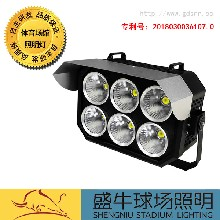 體育場館燈光廠家盛牛專業體育運動照明直銷圖片
