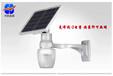 華凱能源新農村LED太陽能一體化蘋果燈家用戶外防水庭院壁燈