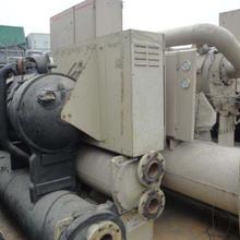 专业回收制冷机组水冷机组溴化锂制冷机螺杆机离心机图片
