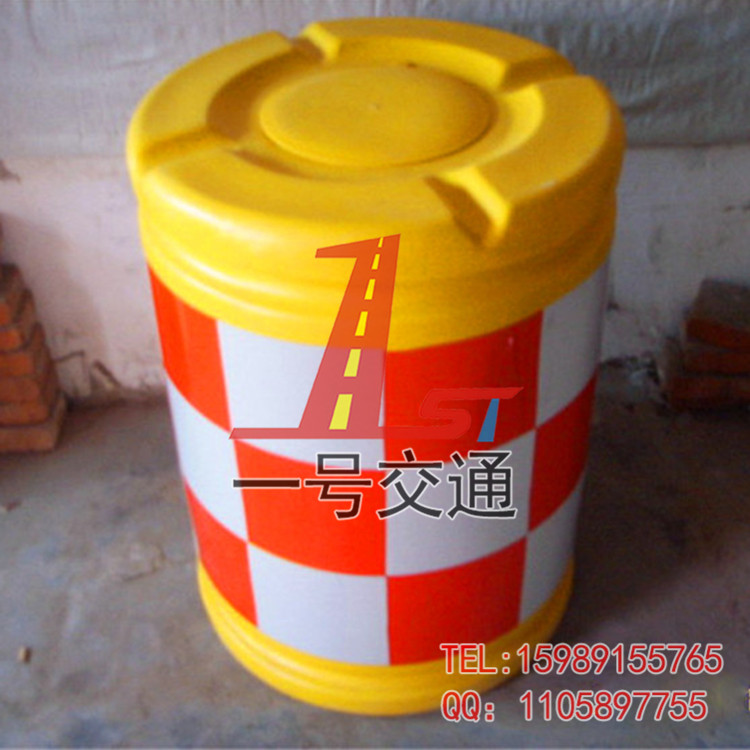 橡胶防撞桶图片