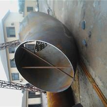 靈煊牌DN1000大口徑焊接彎頭碳鋼國標焊接彎管圖片