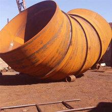 灵煊牌1420焊接弯头DN1400大口径弯头1400对焊弯头图片