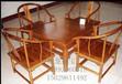 西安仿古餐桌现代中式餐桌简易实木餐桌