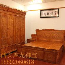 西安仿古榆木衣柜、仿古衣柜图片、实木家具装修风格、红木衣柜、衣柜定制图片