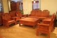 西安仿古中式實木沙發、仿古家具廠、中式仿古沙發、中式沙發效果圖