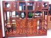 西安仿古博古架紅木博古架隔斷置物架批發價格木質裝飾效果圖