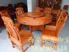 西安仿古餐桌餐椅、老榆木餐桌尺寸、紅木餐桌批發價格、中式餐桌
