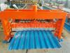 800卷簾門壓瓦機買就送6米合縫機設備超級實惠
