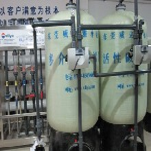 电力热力行业用锅炉软化水设备