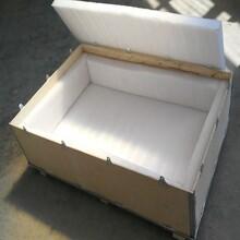 珍珠棉防震胶合板钢带木箱木箱厂家加工定制