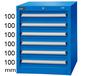 移动工具柜专用工具箱款式多样称重量大上等材质