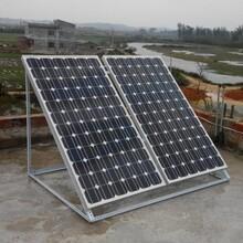 中德太阳能40w-300w太阳能电池板供应,太阳能滴胶板可定制,太阳能光伏板组件