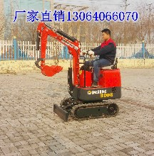 室内用的微型小挖掘机1吨迷你小型挖机