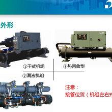 清华同方地源热泵机组