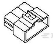 泰科电子连接器D4000母端端子1-1747419-2图片