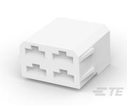 泰科电子Faston端子护套料号齐全优势供应180900图片