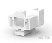 泰科电子faston250端子护套180913-0图片
