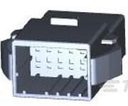 泰科连接器端子母端护套1-1318114-6图片