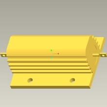 泰科TE代理固定引线HSC15033RJ电源电阻器图片