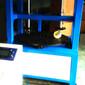 医疗护理床脚轮试验机,专业厂家定制工业脚轮寿命测试机