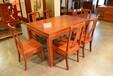 雅典红木-喜鹊报喜餐桌