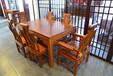 东阳东阳雅典红木家具-祥云餐桌