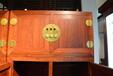 东阳雅典红木家具-独板顶箱柜